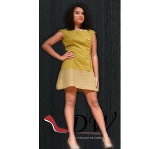 Retro dress (hostpick)